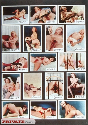 Classic retro porn. Natural sixties lady - XXX Dessert - Picture 12