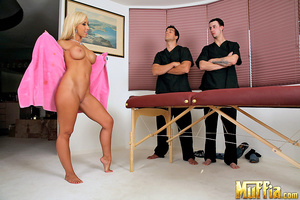 Bigcock. Hot porn stars fuck huge cocks. - XXX Dessert - Picture 1