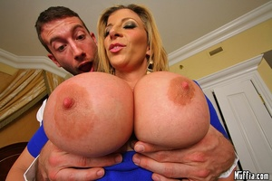 Hardcore sex. Sara jay loves to suck and - XXX Dessert - Picture 6