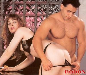 Retro xxx porn. Cute classic shemale suc - Picture 9