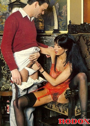 Hairy gallery. Hairy retro hookers getti - XXX Dessert - Picture 4