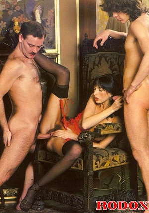 Hairy gallery. Hairy retro hookers getti - XXX Dessert - Picture 8