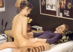 Vintage xxx. Seventies couples doing it  - XXX Dessert - Picture 11