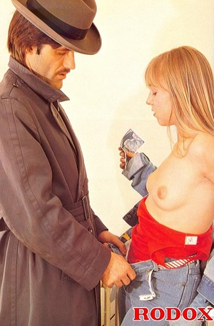 Vintage classic porn. Young seventies gi - XXX Dessert - Picture 7