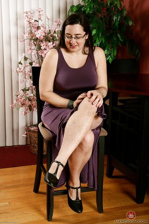 Fat mature pussy