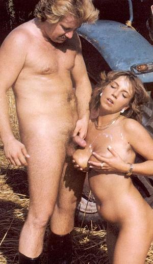Retro porn xxx. Seventies farmer picks u - XXX Dessert - Picture 31