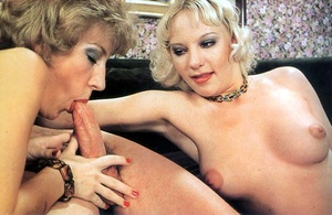 Old classic porn. Two hairy seventies la - XXX Dessert - Picture 27
