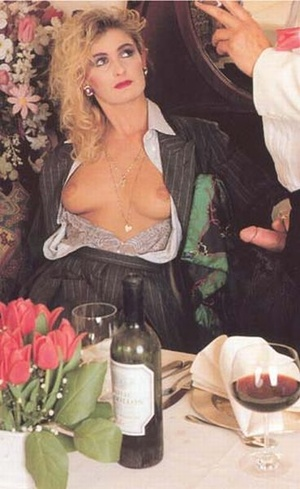 Very hairy pussy. Horny seventies lady p - XXX Dessert - Picture 5