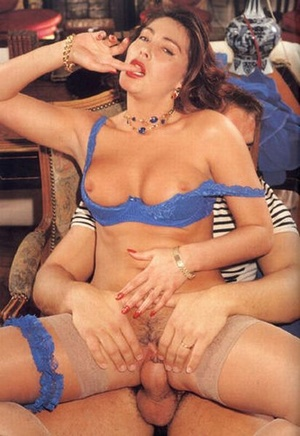 Vintage classic porn. Rich French eighti - Picture 7