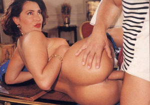 Vintage classic porn. Rich French eighti - Picture 15