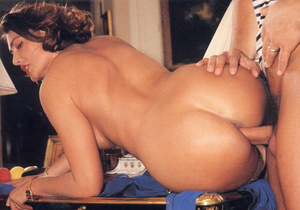 Vintage classic porn. Rich French eighti - Picture 16