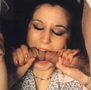 Hairy nude. Wet and hairy seventies puss - XXX Dessert - Picture 7