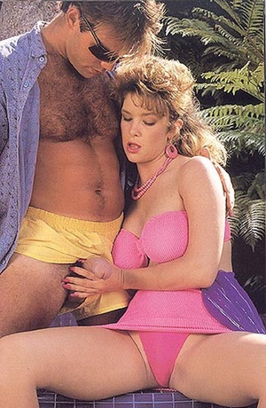 Hairy pussy cuties. Horny seventies lady - XXX Dessert - Picture 2