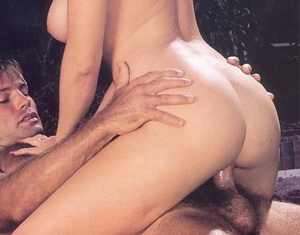 Hairy pussy cuties. Horny seventies lady - XXX Dessert - Picture 15