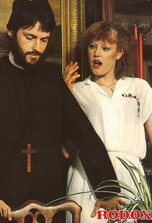 Hairy. Seventies nuns and priests love t - XXX Dessert - Picture 2
