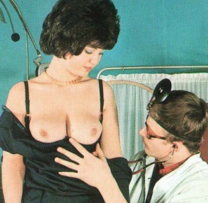 Classic girl porn. Retro doctor fucking  - XXX Dessert - Picture 11