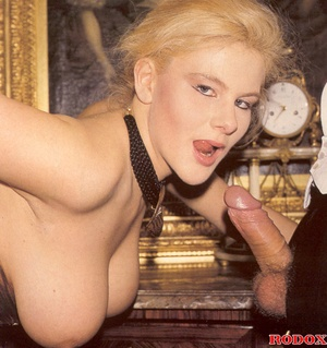 Retro xxx. Vintage retro and very sexy b - XXX Dessert - Picture 7