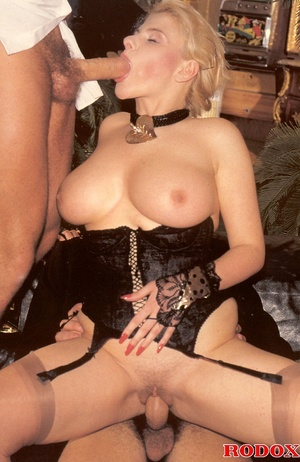 Retro xxx. Vintage retro and very sexy b - XXX Dessert - Picture 13