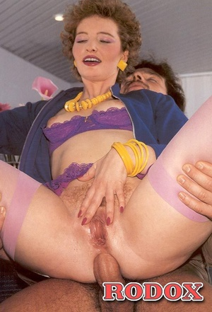 Vintage porn. Vintage red haired lady ge - XXX Dessert - Picture 14