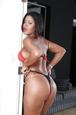 Hardcore mature latina