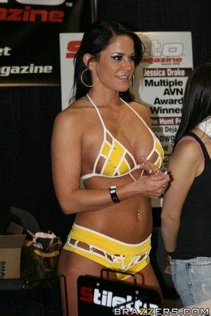 Model amazing big tits