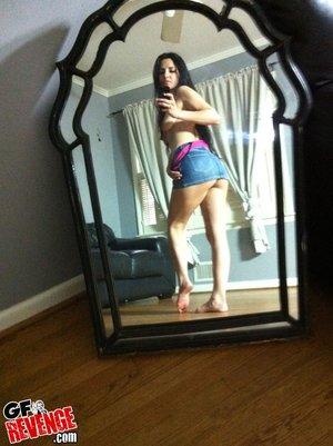 Horny hot young latina