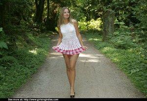 Slender tight skirt - XXX Dessert - Picture 2