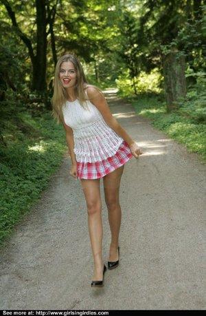 Slender tight skirt - XXX Dessert - Picture 3