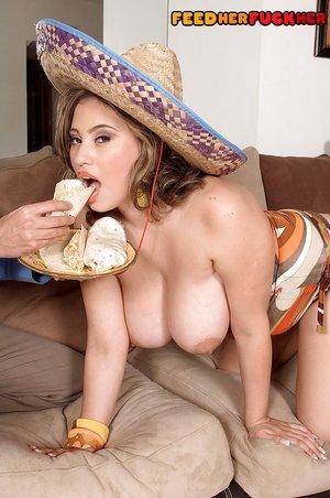 Argentinean latina fat plumper