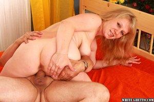 Slutty mature big tits