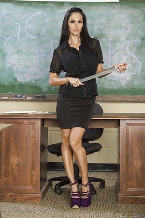 French lesbian european milf teacher