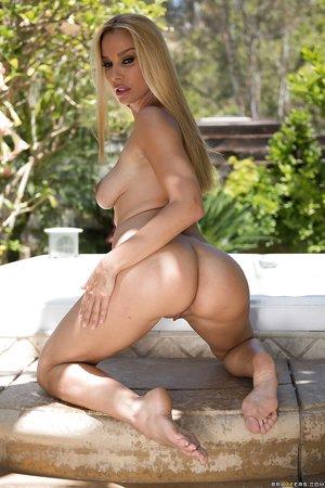 Hungarian tight euro blonde lesbian