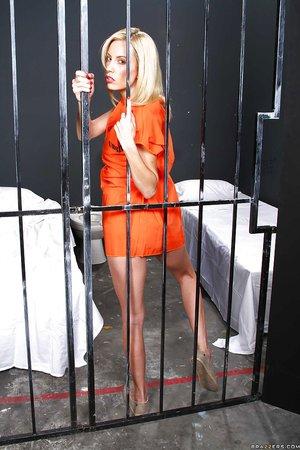 Slim sexy blonde lesbians - XXXonXXX - Pic 2