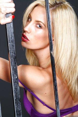 Slim sexy blonde lesbians - XXXonXXX - Pic 6