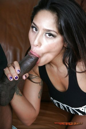 Latina Blow Job Big Tits