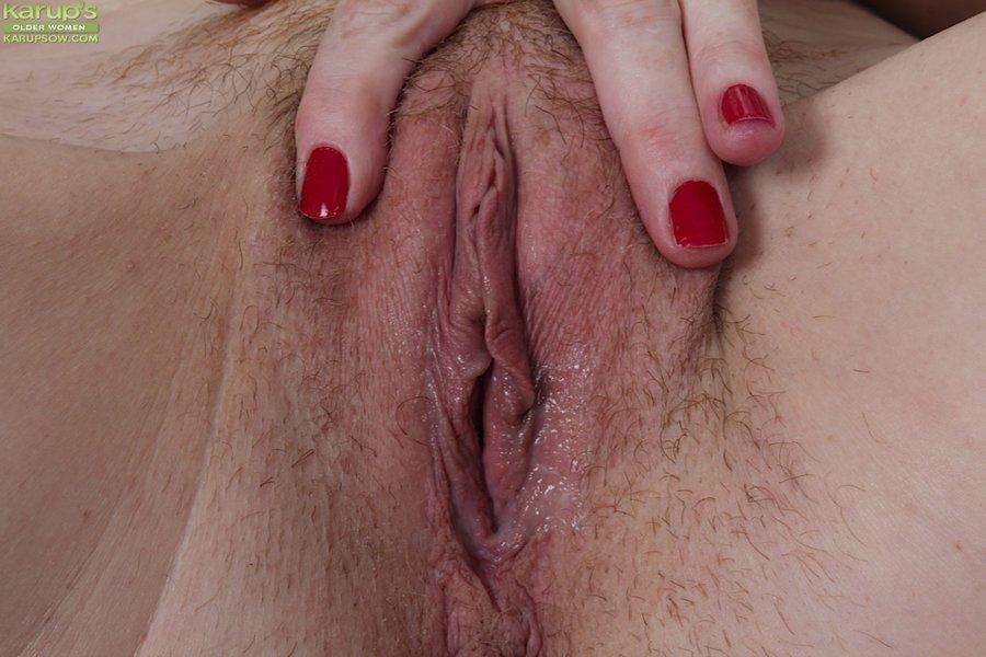 hairy creamy pussy