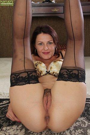 Big tits amateur wife lingerie