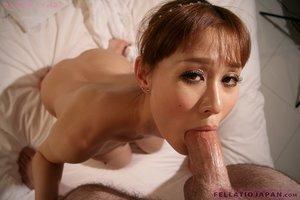 Japanese redhead pov