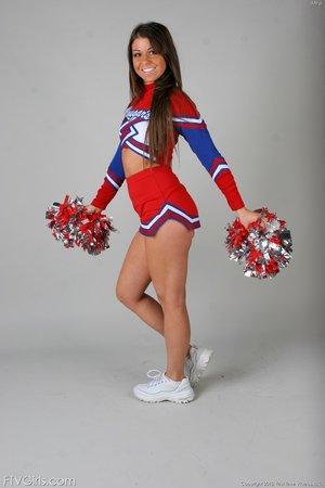 Model cheerleader