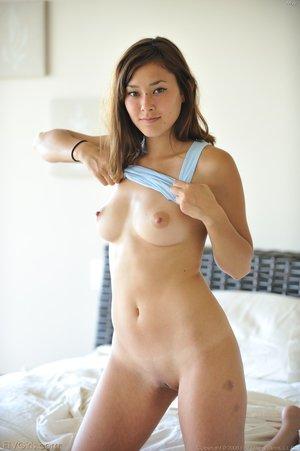 Hot asian lesbian