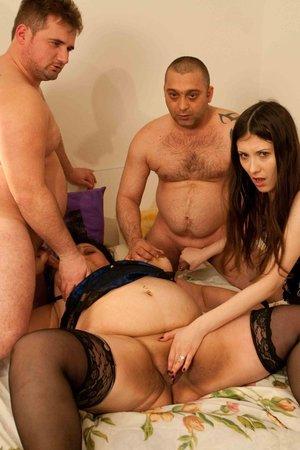 Euro amateur wife lingerie
