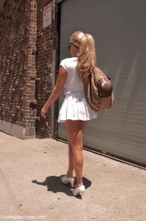 Sexy super dress