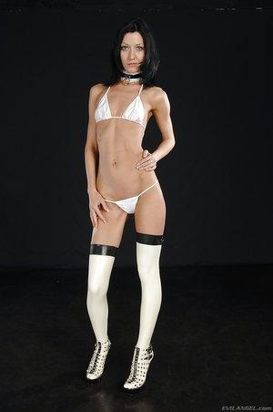 Long legs bikini