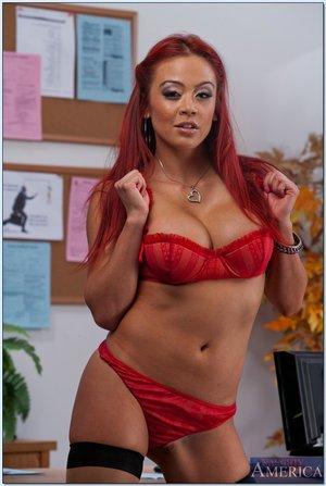Adorable asian wife