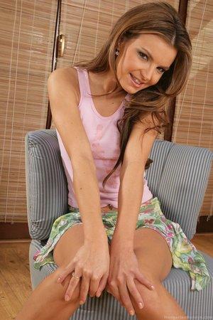 Czech perfect legs