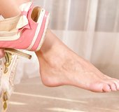 Czech beautiful legs