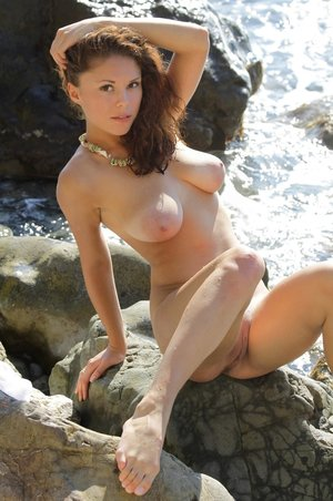 Big nipples young