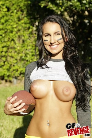 Big nipples latina girlfriend