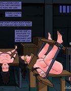 Alluring ladies are subjected to bondage. Bad Lieutenant 7 Whored Heiress