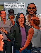 Office girl is surrounded by thugs. Bad Lieutenant 7 Whored Heiress By
